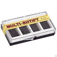 Штифты беззольные Multi-Shtift черные 2 мм. 80 шт.