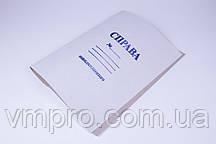 Скоросшиватель для бумаг и файлов (картон), папки A4