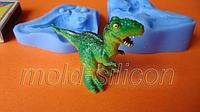 """Силиконовый молд 3Д """"Динозавр 1"""""""