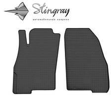 "Коврики Резиновые ""Stingray"" на Fiat Grande Punto (c 2009---) фиат гранд пунто"