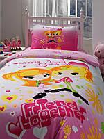 Детское/подростковое постельное белье Storway LITTLE GIRL SV24