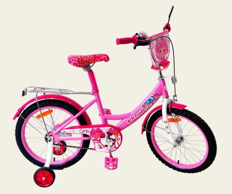 "Велосипед 18"" Best Frends 171842"