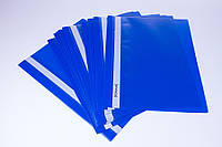 Скоросшиватель для бумаг и файлов (пластик), папки A4