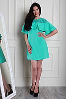 Невероятно красивое платье модного цвета