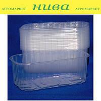 Пинетка для клубники пластиковая Италия 0,5 кг
