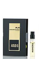 Mancera AOUD S - vial spray