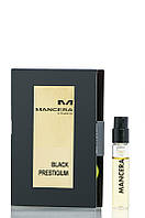Mancera BLACK PRESTIGIUM - vial spray