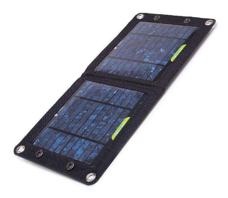 Солнечная Батарея  USB 1200 мА