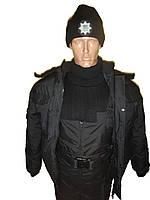 Куртка утепленная Полиция