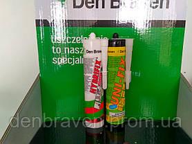 Клей герметик MS-Polymer Hybrifix 290ml Den Braven , фото 2