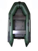 Моторная надувная лодка Омега 290М
