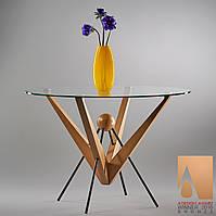 Стол-спутник   (sputnik table)