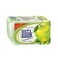 Мыло туалетное Шик экопак яблоко 5 шт