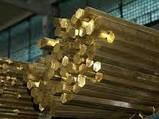 Латунный шестигранник Л63 ф22 х 2500 п/т ЛС59 ГОСТ цена купить с доставкой по Украине. , фото 3