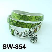 Браслет из натуральной кожи SW854