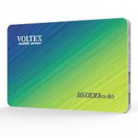 Универсальная мобильная батарея VOLTEX 16000mAh VPBF-338.21 white