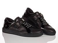 Кроссовки *Quik* черные 41 размер