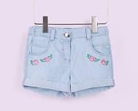 Джинсовые шорты для девочки Бемби (р.86)