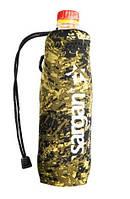 Чехол термос для пластиковой бутылки 0,5-0,6 л Sargan камуфляж