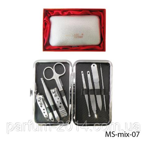 Педикюрный набор в подарочной упаковке MS-mix-07, фото 2