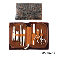 Маникюрный набор в подарочной упаковке Lady Victory MS-mix-17