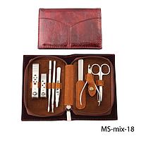 Маникюрный набор в подарочной упаковке Lady Victory MS-mix-18