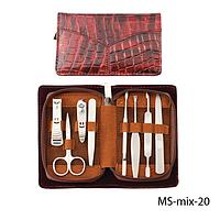 Маникюрный набор в подарочной упаковке Lady Victory MS-mix-20