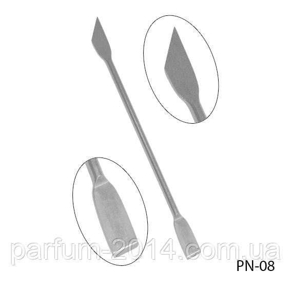 Пушер для кутикулы PN-08 двухсторонний,