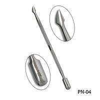 Пушер для кутикулы PN-04 двухсторонний,