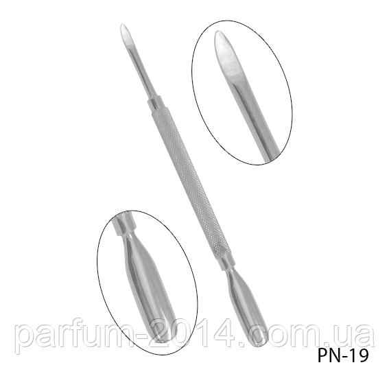 Пушер для кутикулы PN-19 двухсторонний,