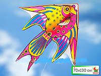 Змей воздушный Рыба,130 см