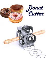 Приспособление для нарезки теста для пончиков Donut Cutter!Опт, фото 3