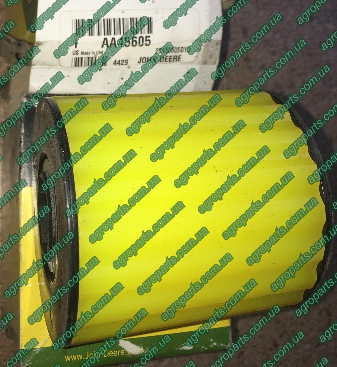 Катушка AA45605 высева желтая  INSERT, LOW ROLLER SEED METERJohn Deere AA45605 Yellow