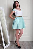 Современное женское платье