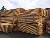 Колья оцилиндрованные (садовые, виноградные). Работаем по Украине и на экспорт.