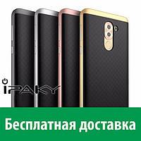 Защитный чехол iPaky для Huawei Honor 6X (ТПУ + пластик) (Хуавей Хонор 6х)