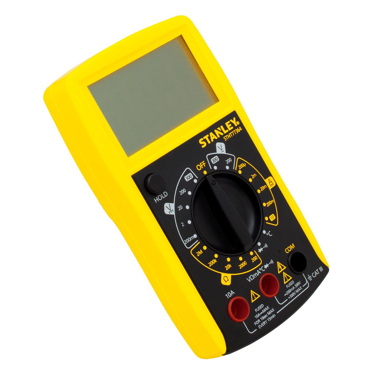 Мультиметр цифровой AC / DC 0-300V
