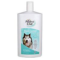 Шампунь 8 in 1 Perfect Coat Shed Control Shampoo для собак, контроль линьки, 947 мл