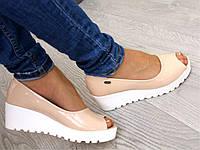 Женские туфли босоножки 2-101