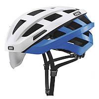 Велошлем ABUS IN-VIZZ ASCENT Blue Comb (L)