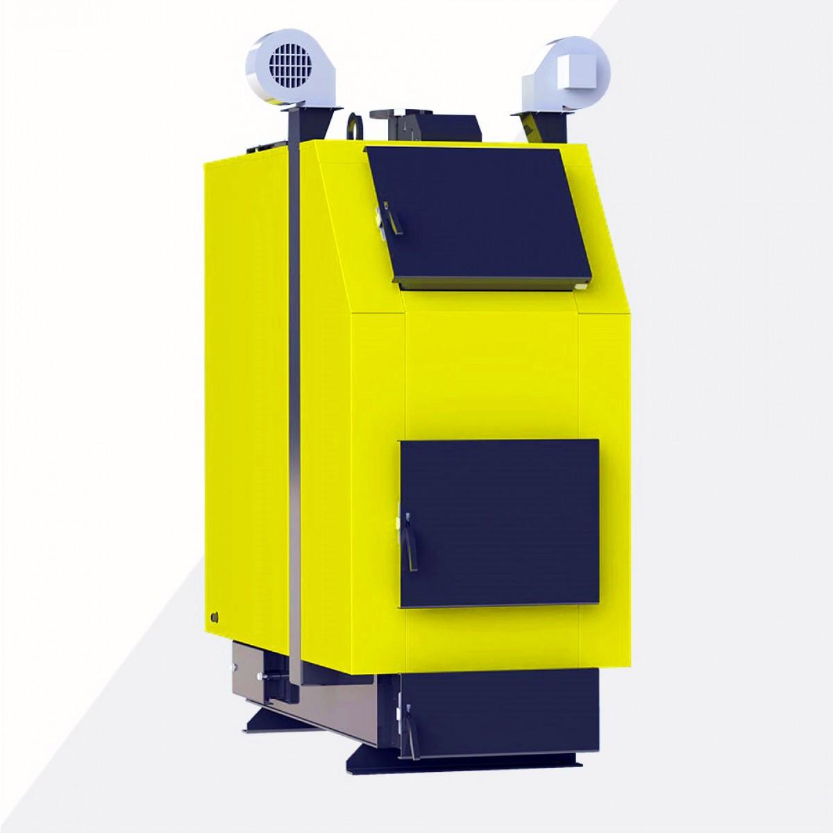 Твердотопливный котел 300 кВт Kronas Prom