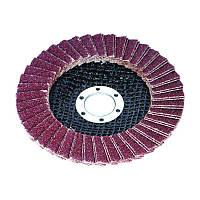 Круг лепестковый торцевой Т27 (прямой) Ø125мм P100 sigma 9172101