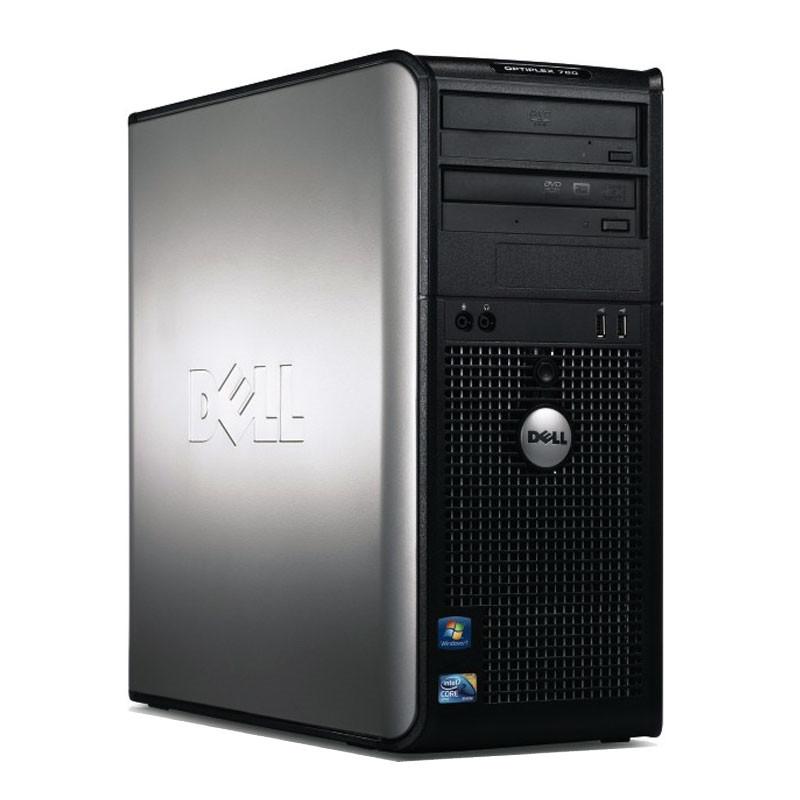 Компьютер бу Tower Dell 780/ IntelCore2Quad Q8200 2.66GHz   /4Gb/ 320Gb
