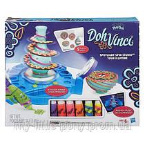 DohVinci Студия дизайна с подсветкой Play Doh Hasbro