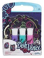 DohVinci Мини набор пластилина для декорации Play Doh Hasbro, фото 1