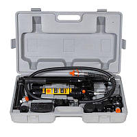 Набор гидрооборудования для рихтовки 10т (кейс) Sigma 6204011