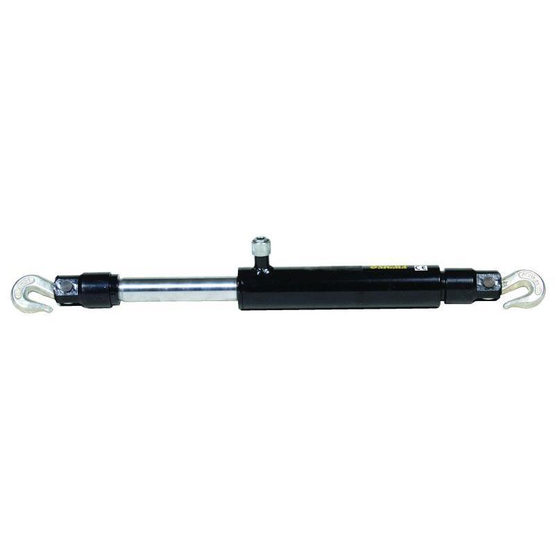 Стяжной гидравлический цилиндр с крюками 5т