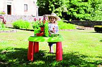 Розвиваючий столик для ігор Маленький садівник Smoby 840100