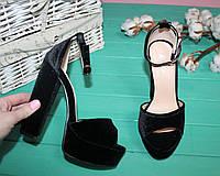 Женские туфли босоножки 2-104
