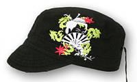 Кепка бейсболка женская ARMY JAPAN черная